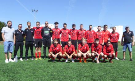 D1 (5e journée) : Match solide d'Angers SCA face au SO Cholet (c) (3-0).