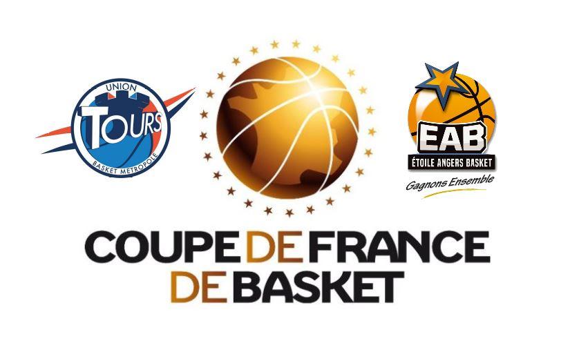 Coupe de France : L'Étoile Angers Basket débute la compétition officielle à Tours.