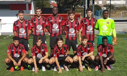 National U19 (15e journée) : Le SO Cholet a payé cash ses erreurs face au SCO d'Angers (3-0).