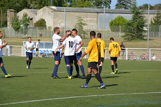 D2 (1ère journée) : Victoire en équipe de Saint-Sylvain-d'Anjou face à Segré (c) (1-0).