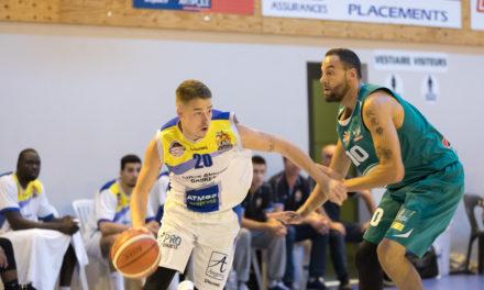 Amical : L'Étoile Angers Basket continue sa préparation en s'imposant face à Vitré (78-61).