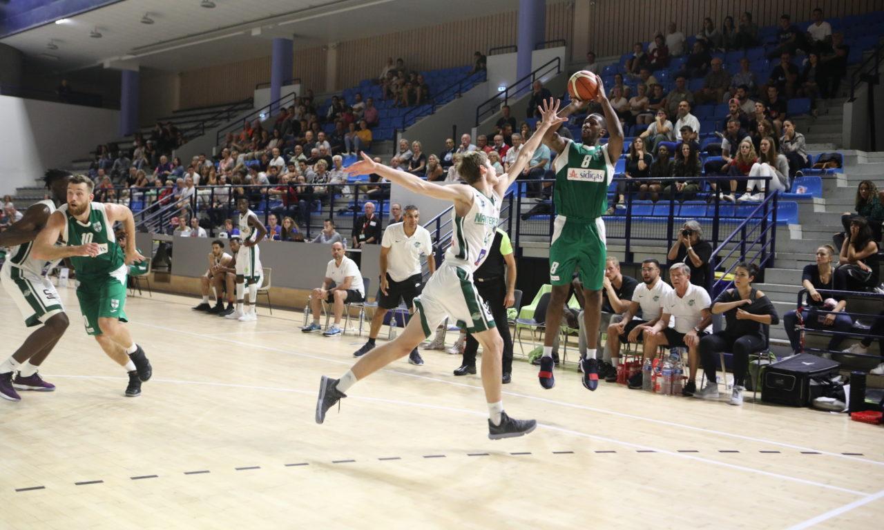 Pro Stars Pays de la Loire : Nanterre joue à se faire peur et s'incline logiquement face à Avellino (75-84)