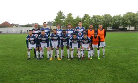 R2 (8e journée) : Angers NDC inflige la première défaite à domicile au Mans Glonnières (4-1).