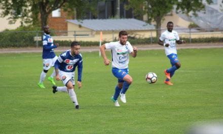 Coupe de France (3e Tour) : Angers NDC se qualifie au bout du suspense face à Pouzauges Réaumur (0-0, tab. : 4-3).