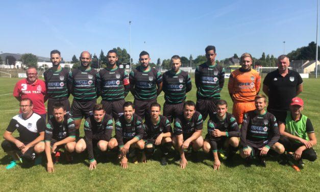 Coupe des Pays de la Loire (3e Tour) : Victoire méritée de l'OBVA à Flochamont-sur-Sèvre (2-0).