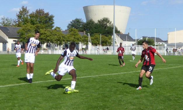 U19 National (3e journée) : Angers SCO obtient une victoire sur le fil face au SO Cholet (3-2).