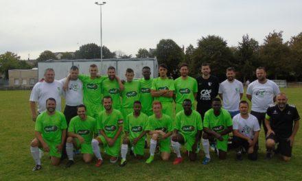 Coupe de l'Anjou (8e de finale) : Les Ponts-de-Cé n'ont pas fait le poids face à Beaucouzé (0-6).