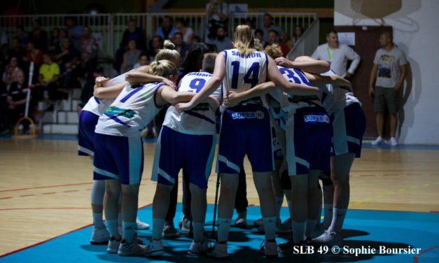 Les joueuses du Saumur Loire Basket 49 se déplacent à Toulouse samedi en fin d'après-midi.