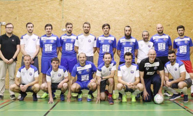 Le LCDF Angers Futsal prend les trois points contre les Black Pink de Châteauneuf (7-5) !