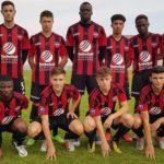 National U19 (20e journée) : Défaite frustrante du SO Cholet face à Guingamp (1-0).