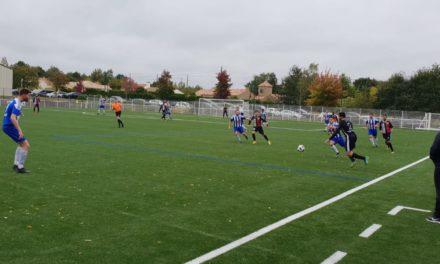R3 (3e journée) : Dominer n'est pas gagner pour le Cholet FCPC à Bouaye (0-0).