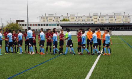 U19 National (7e journée) : Grosse déception du SO Cholet qui s'incline face au Tours FC (4-1).