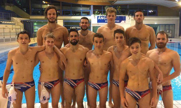 Championnat de France N3 (2e journée) : Angers confirme sa bonne dynamique face au Havre (11-9).