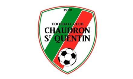 Challenge de l'Anjou (1er Tour) : Chaudron Saint-Quentin craque durant la prolongation face à Angrie (3-4, ap.).