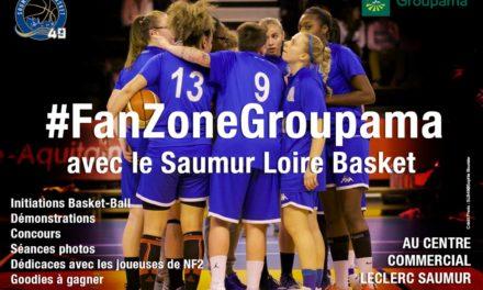 Évènement Basket à Saumur ce samedi de 10h à 18h !
