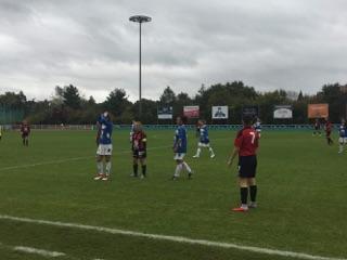 R2 Féminine (3e journée) : Première victoire de la saison des Choletaises face à Angers NDC (3-1).