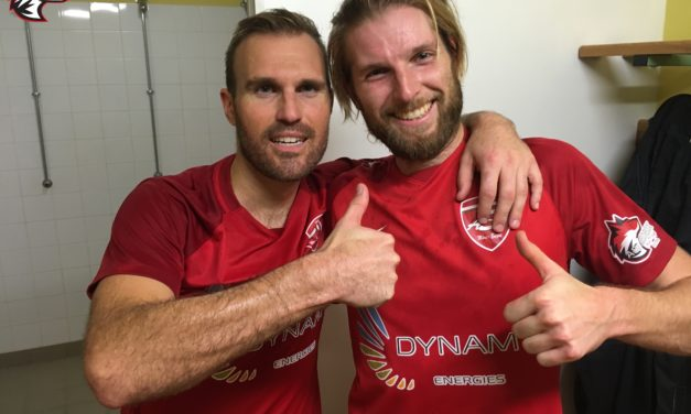 Les RedFox au deuxième tour de la coupe nationale.