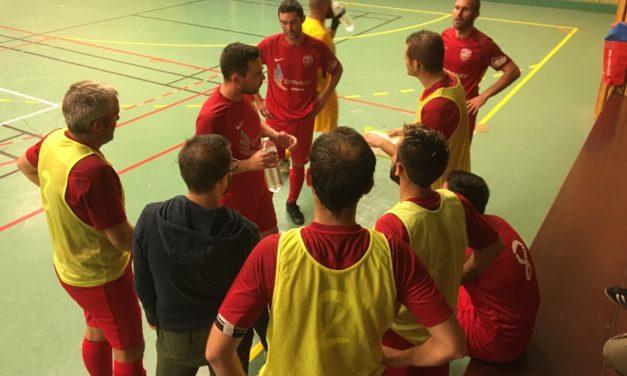 D1 Futsal (5e journée) : Mûrs-Érigné est tombé sur plus fort et s'incline à Angers NDC (8-3).