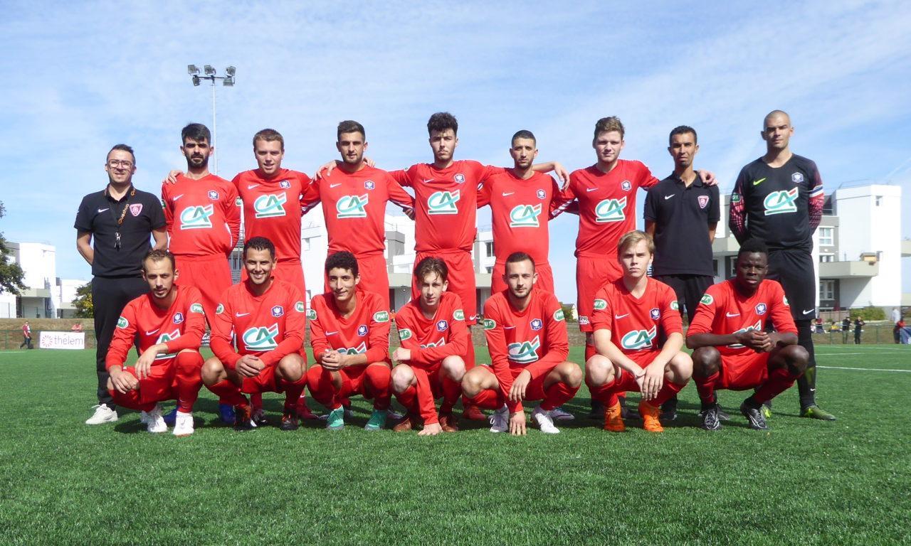 D1 (12e journée) : Match nul au goût amer pour Angers SCA face à Toutlemonde Maulévrier (2-2).