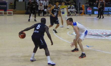 NM1 (6e journée) : L'Étoile Angers Basket touche le fond face au CEP Lorient (67-55).