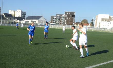R2 (4e journée) : Angers NDC gagne ses premiers points, après sa victoire à Gorron (5-0).