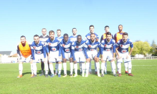 R2 (11e journée) : Angers NDC a été sérieux et rigoureux face l'Ernéenne (1-0).