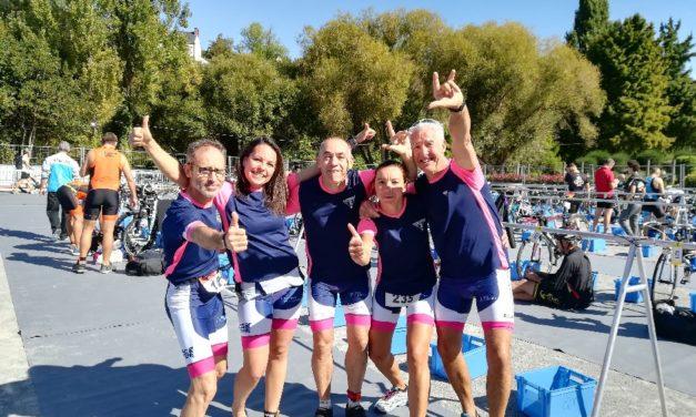 Clap de fin pour la saison de l'ESSHA Segré Triathlon.