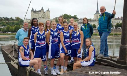 Les filles du Saumur Loire Basket 49 reçoivent le Stade Montois Basket ce samedi