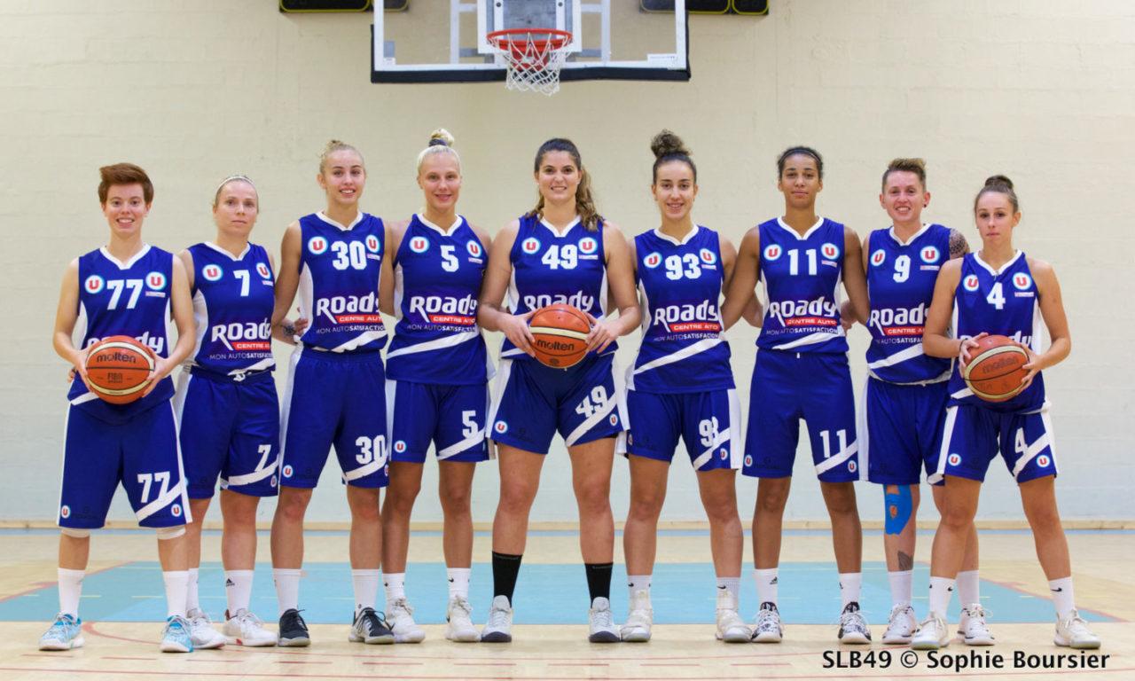 Les joueuses du Saumur Loire Basket 49 reçoivent les espoirs de Tarbes ce samedi à 20h00
