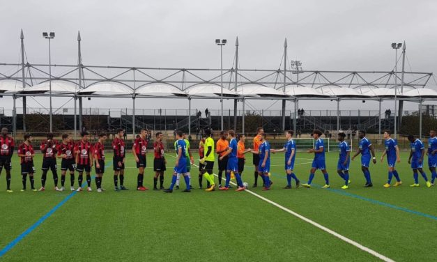 U19 National (10e journée) : Défaite frustrante du SO Cholet qui méritait mieux à Niort (1-0).