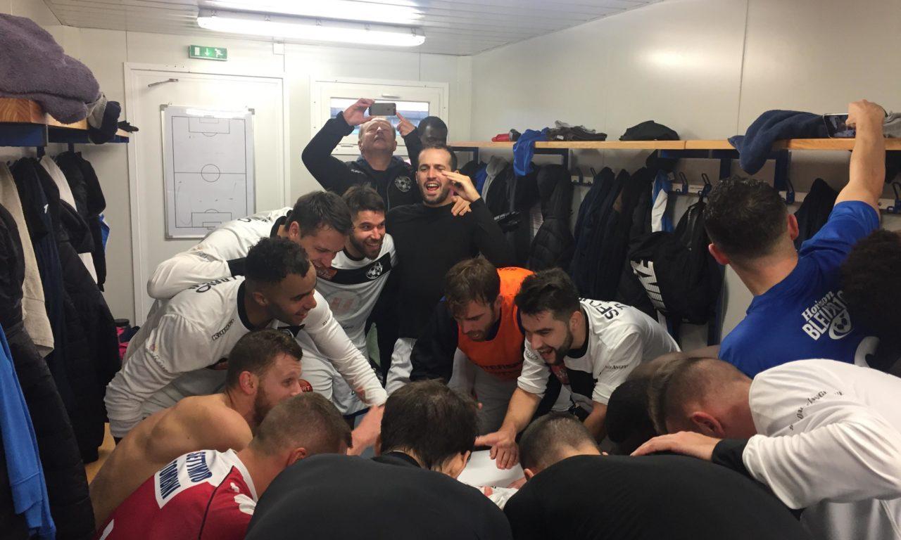 R2 (7e journée) : Angers NDC a réalisé un match solide face au Voltigeurs de Châteaubriant (b) (3-2).