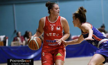 Coupe Territoriale Féminine (1/4 de finale) La Guyonnière échoue au pied du Mûrs-Erigné Basket Club (81-88).