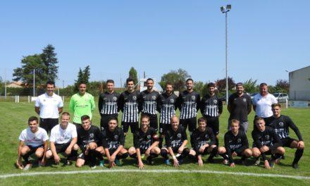 D1 (19e journée) : Liré-Drain est tombé sur plus fort à SomloirYzernay (2-0).