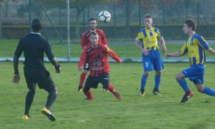 D2 (5e journée) : Val d'Erdre-Auxence a manqué d'efficacité face à Villevêque-Soucelles (0-0).
