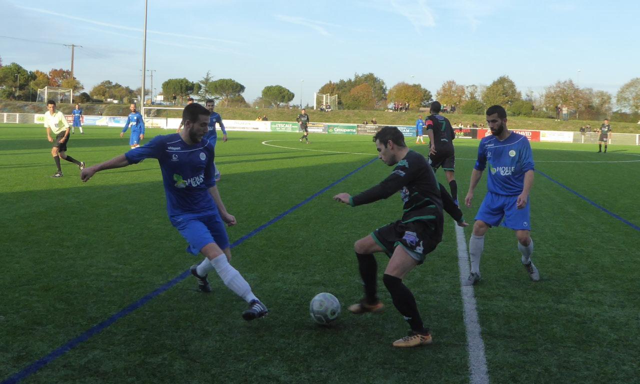 R3 (5e journée) : Victoire logique et méritée de Bouchemaine face à l'OBVA (2-0).