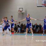 Les filles du Saumur Loire Basket 49 reçoivent Toulouse, ce samedi, à Bagneux.