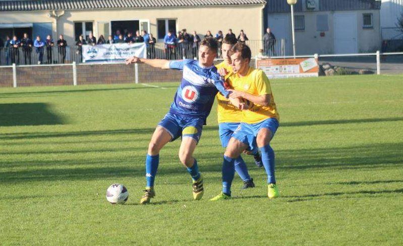 R3 (5e journée) : Nette victoire de Chemillé-Melay face à Beaupréau-la-Chapelle (6-2).