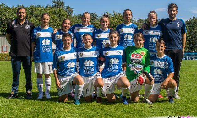 R2F (9e journée) : Angers NDC remporte son match face aux Herbiers (4-2).