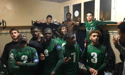 R1 U19 (10e journée) : Belle réaction de la Vaillante d'Angers à Rezé (3-1).