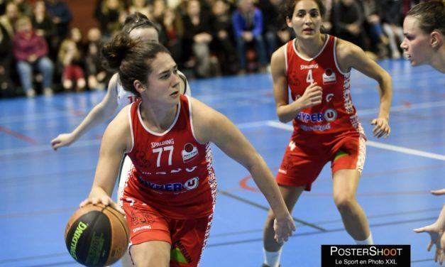Coupe Territoriale (1/2 finale) : Cholet Basket déguste la bûche à la crème de Mûrs-Érigné (78-59).