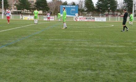 D1 (9e journée) : L'état d'esprit des Ponts-de-Cé a fait la différence face à Beaucouzé (b) (1-0).