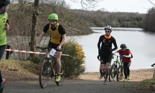 Segré Triathlon : C'est parti pour la 8e édition du Run and Bike de la Mine Bleue !