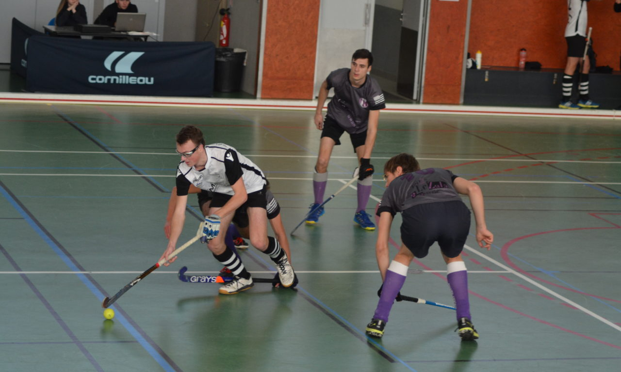 Le SCO Hockey a remporté facilement son troisième tournoi face à Rennes (15-2) et Saint-Gilles (16-0).