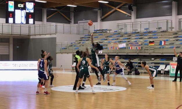 Les joueuses du SLB 49 s'inclinent à Saint-Delphin pour le dernier match de l'année (81-59).
