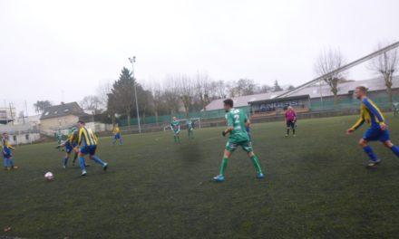 D2 (8e journée) : La Vaillante d'Angers (b) a plié le match dès la première mi-temps face à Val d'Erdre-Auxence (3-0).