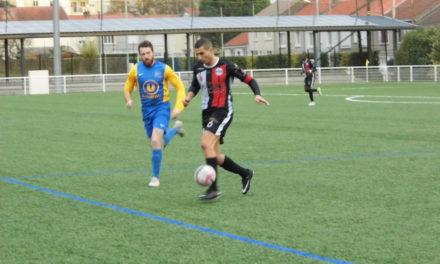 R3 (9e journée) : Beaupréau fait tomber le leader du Cholet FCPC pour la première fois en championnat (3-1).