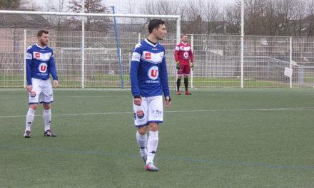 Geoffroy LEVRON : Angers NDC est un club qui monte en puissance.
