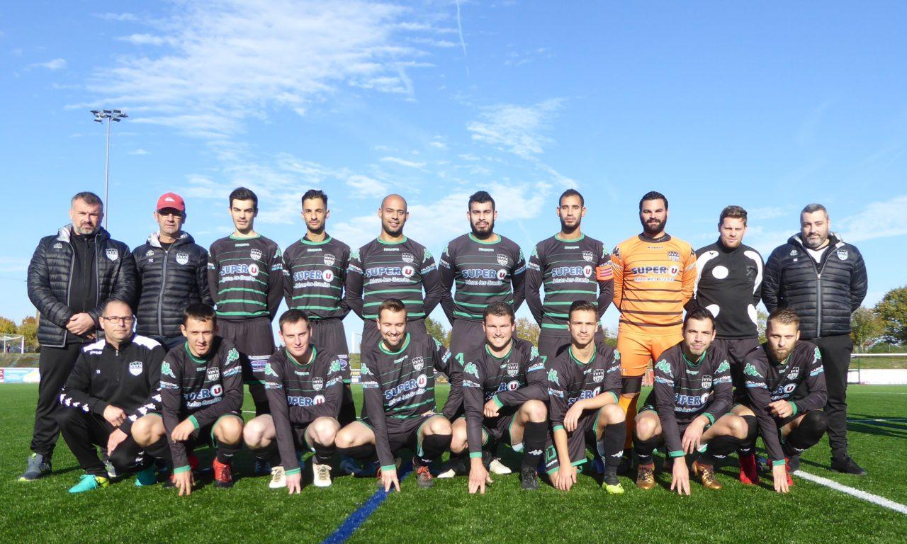 R3 (6e journée) : L'OBVA débute bien l'année avec une victoire face à la Chapelle-des-Marais (2-0).