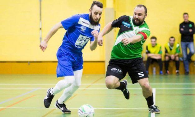 Le LCDF Angers Futsal sort vainqueur du combat !