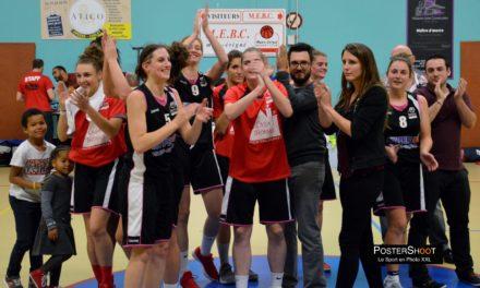 Basket NF2 Mûrs-Érigné : l'album-photos de la saison 2017-2018.